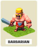 Барбариан Clash of Clans