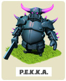 Пекка  pekka Clash of Clans