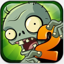 Plants vs Zombies 2 icon иконка