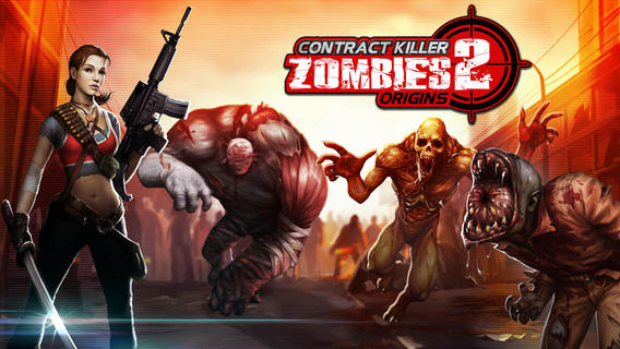 Contract Killer Zombies 2 - Обзор игры